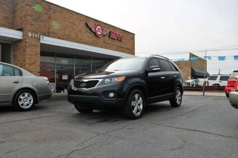2013 Kia Sorento for sale at JT AUTO in Parma OH