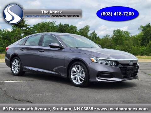 2018 Honda Accord for sale at The Annex in Stratham NH