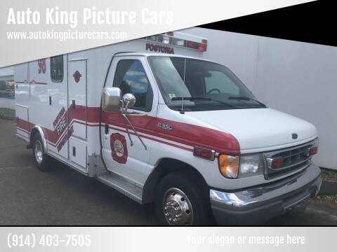 2001 Ford E-Series Chassis for sale at Auto King Picture Cars in Westchester County NY