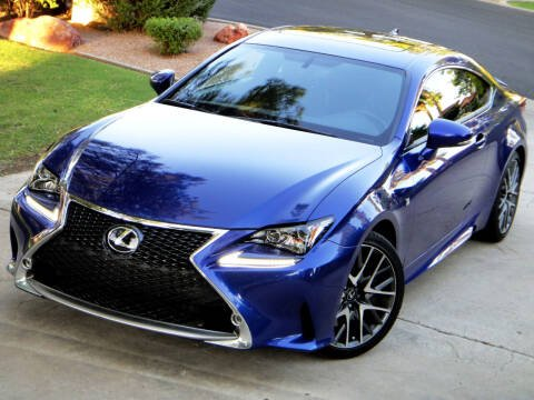 2016 Lexus RC 350 for sale at AZGT LLC in Phoenix AZ