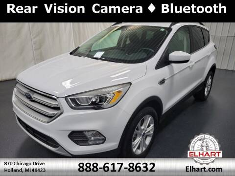 2018 Ford Escape for sale at Elhart Automotive Campus in Holland MI