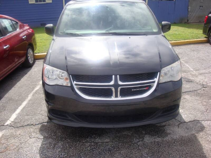 2015 Dodge Grand Caravan for sale at Mikano Auto Sales in Orlando FL