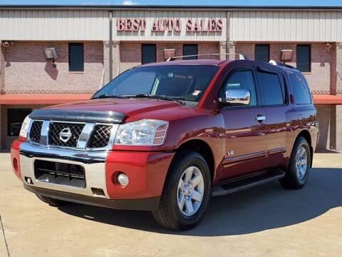 2006 Nissan Armada for sale at Best Auto Sales LLC in Auburn AL