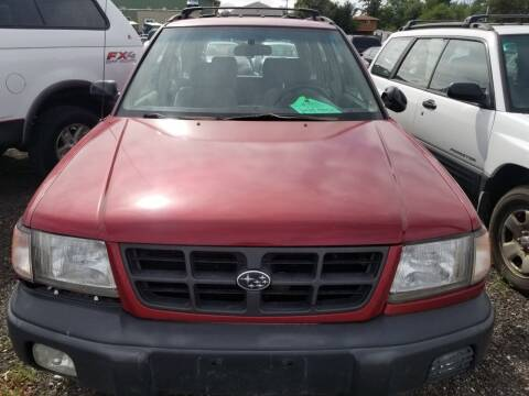 1999 Subaru Forester for sale at 2 Way Auto Sales in Spokane Valley WA