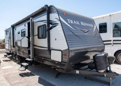 2018 Heartland Trail Runner 325ODK for sale at GQC AUTO SALES in San Bernardino CA