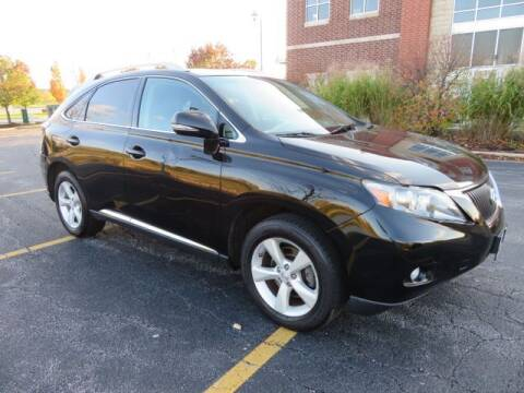 2012 Lexus RX 350 for sale at Import Exchange in Mokena IL