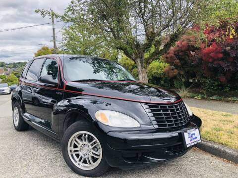 2002 Chrysler PT Cruiser for sale at DAILY DEALS AUTO SALES in Seattle WA