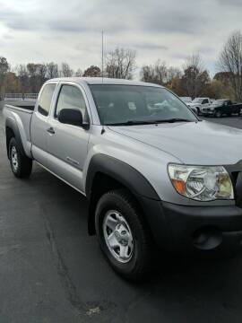 2011 Toyota Tacoma for sale at DANSVILLE AUTO MART INC in Dansville NY