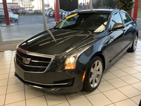 2015 Cadillac ATS for sale at Auto Solutions in Warr Acres OK