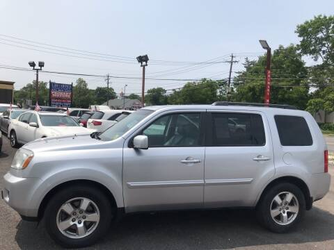 2011 Honda Pilot for sale at Primary Motors Inc in Commack NY