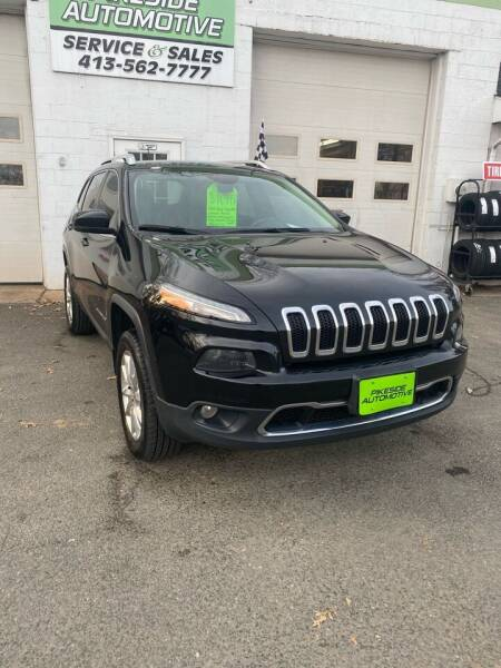 2014 Jeep Cherokee for sale at Pikeside Automotive in Westfield MA