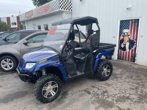 2011 Arctic Cat xtz1000 for sale at PUTNAM AUTO SALES INC in Marietta OH