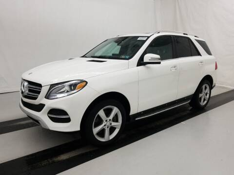 2016 Mercedes-Benz GLE for sale at SILVER ARROW AUTO SALES CORPORATION in Newark NJ