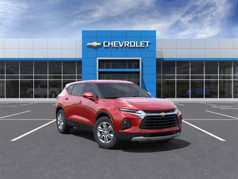 2021 Chevrolet Blazer for sale in Royal Oak, MI