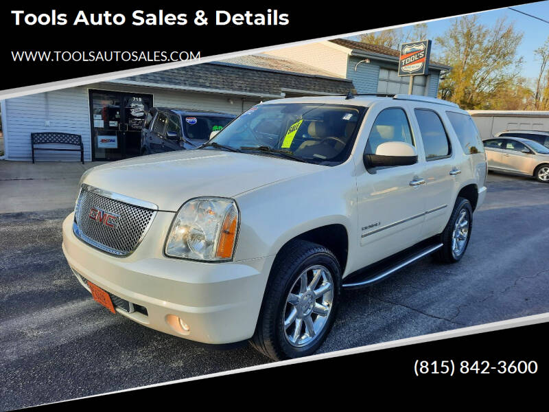 2012 GMC Yukon for sale at Tools Auto Sales & Details in Pontiac IL