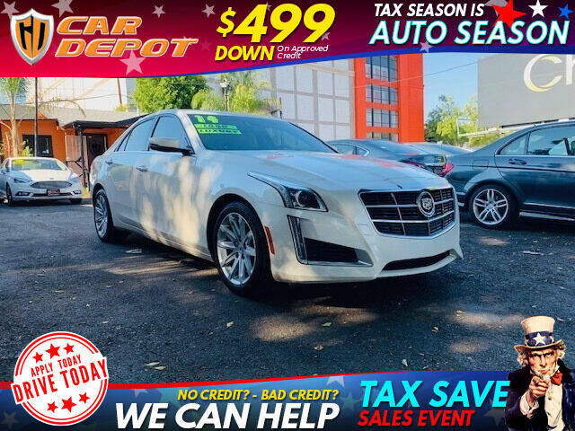 2014 Cadillac CTS for sale in Pasadena, CA