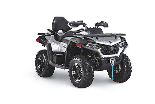 2021 CF Moto C600 Touring  gray for sale at Power Edge Motorsports- Millers Economy Auto in Redmond OR
