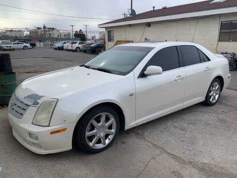 2005 Cadillac STS for sale at Robert B Gibson Auto Sales INC in Albuquerque NM