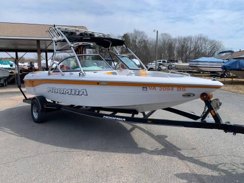 2008 Moomba Outback V for sale at Performance Boats in Spotsylvania VA