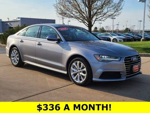 2018 Audi A6 for sale at Ken Ganley Nissan in Medina OH