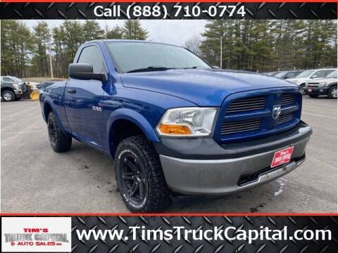 2010 Dodge Ram Pickup 1500 for sale at TTC AUTO OUTLET/TIM'S TRUCK CAPITAL & AUTO SALES INC ANNEX in Epsom NH