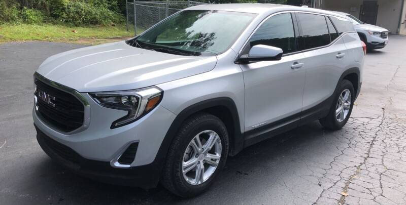 2018 GMC Terrain for sale at Tommy's Auto Sales in Inez KY