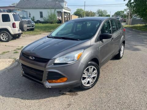 2013 Ford Escape for sale at Simon's Auto Sales in Detroit MI