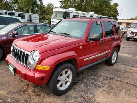 2006 Jeep Liberty for sale at Paulson Auto Sales in Chippewa Falls WI