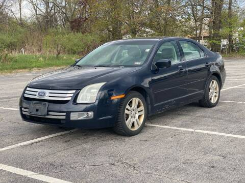 2008 Ford Fusion for sale at Hillcrest Motors in Derry NH