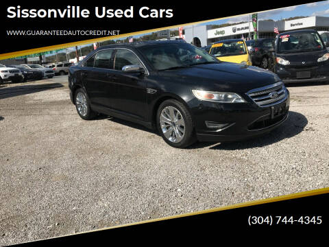 2011 Ford Taurus for sale at Sissonville Used Cars in Charleston WV