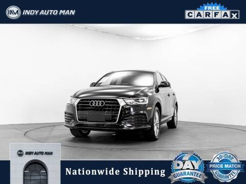 2018 Audi Q3 for sale at INDY AUTO MAN in Indianapolis IN