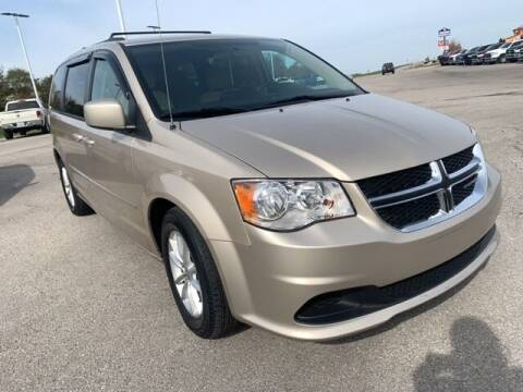 2016 Dodge Grand Caravan for sale at Mann Chrysler Dodge Jeep of Richmond in Richmond KY