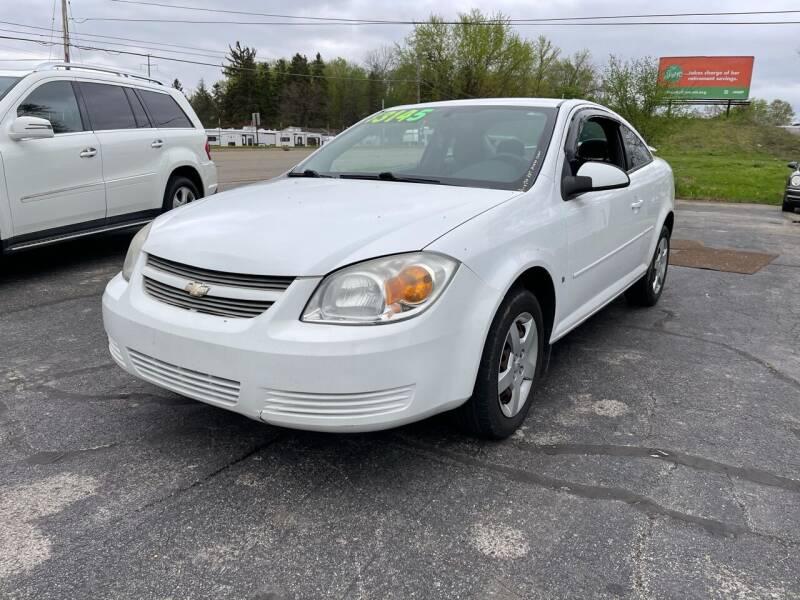 2008 Chevrolet Cobalt for sale at ARG Auto Sales in Jackson MI