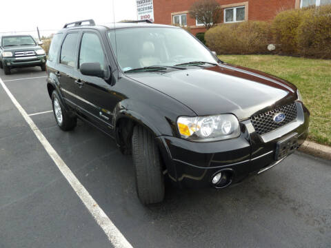 2007 Ford Escape Hybrid for sale at Kaners Motor Sales in Huntingdon Valley PA