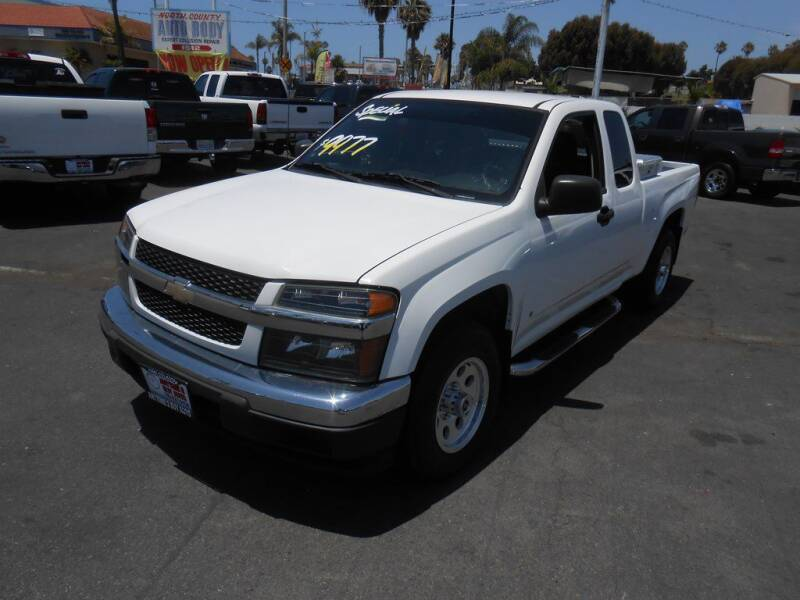 2007 Chevrolet Colorado for sale at ANYTIME 2BUY AUTO LLC in Oceanside CA