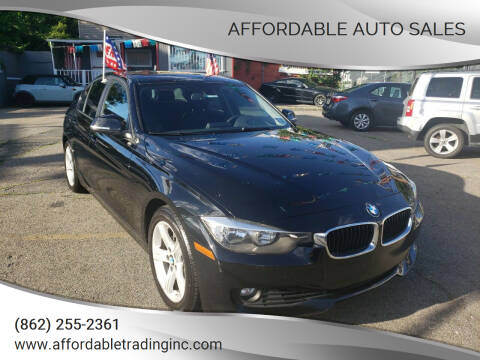 2013 BMW 3 Series for sale at Affordable Auto Sales in Irvington NJ