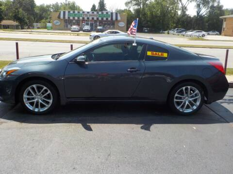 2011 Nissan Altima for sale at Super Service Used Cars in Milwaukee WI