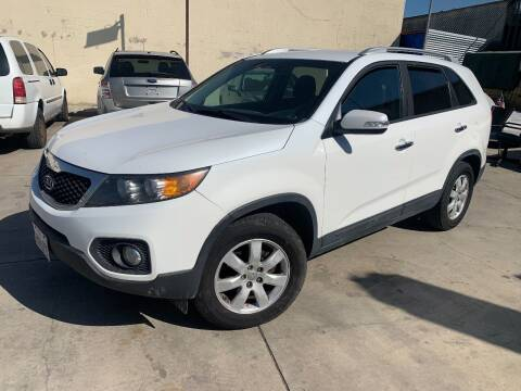 2013 Kia Sorento for sale at OCEAN IMPORTS in Midway City CA
