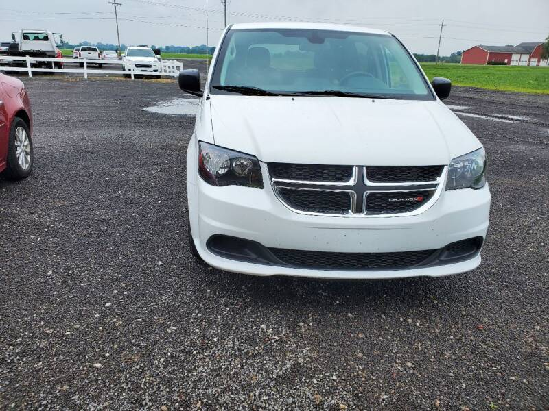 2020 Dodge Grand Caravan for sale at K & G Auto Sales Inc in Delta OH