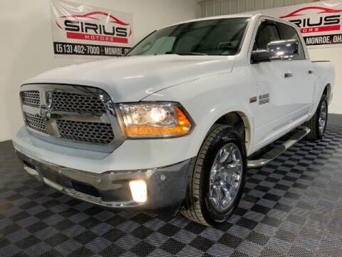 2016 RAM Ram Pickup 1500 for sale at SIRIUS MOTORS INC in Monroe OH