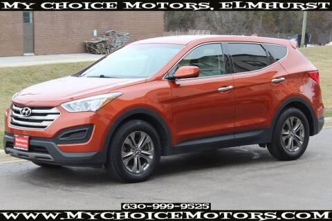 2015 Hyundai Santa Fe Sport for sale at Your Choice Autos - My Choice Motors in Elmhurst IL