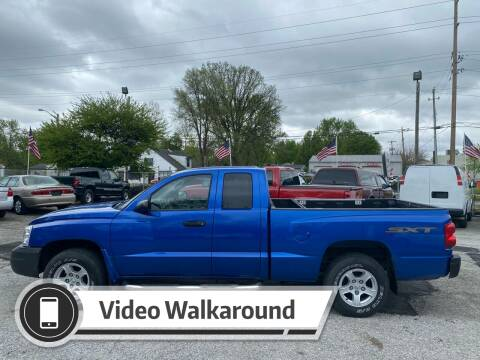 2007 Dodge Dakota for sale at NJ Enterprises in Indianapolis IN
