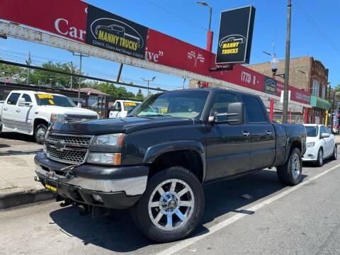 2003 Chevrolet Silverado 1500HD for sale at Manny Trucks in Chicago IL