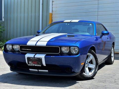 2012 Dodge Challenger for sale at Haus of Imports in Lemont IL
