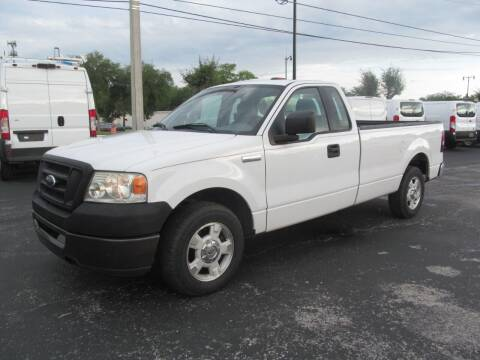2006 Ford F-150 for sale at Blue Book Cars in Sanford FL