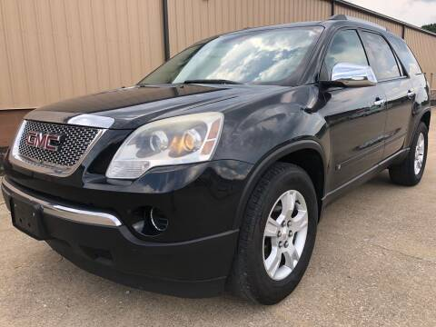 2010 GMC Acadia for sale at Prime Auto Sales in Uniontown OH