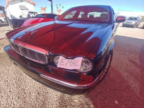 2005 Jaguar XJ-Series for sale at ACE AUTO SALES in Lake Havasu City AZ