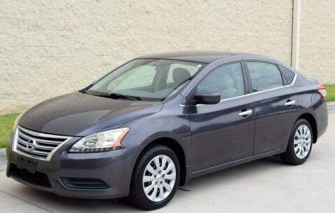 2013 Nissan Sentra for sale at Raleigh Auto Inc. in Raleigh NC