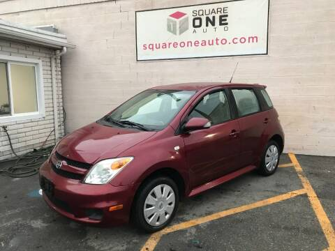 2006 Scion xA for sale at SQUARE ONE AUTO LLC in Murray UT
