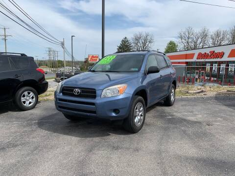 2008 Toyota RAV4 for sale at Credit Connection Auto Sales Dover in Dover PA